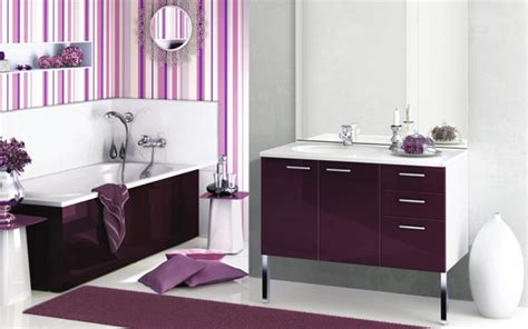purple and white bathroom a noteworthy collection of 7 bathroom interior and bath furniture suit designs from