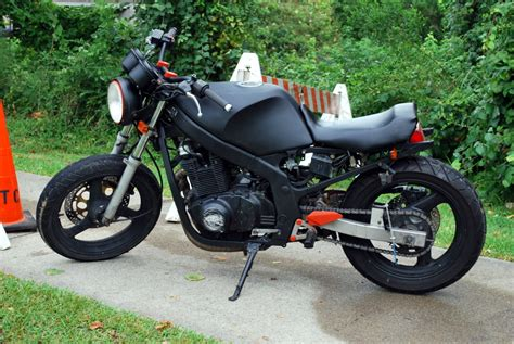92 Suzuki Gs500 92 Gs500 Project Just For Not A Stunt Bike