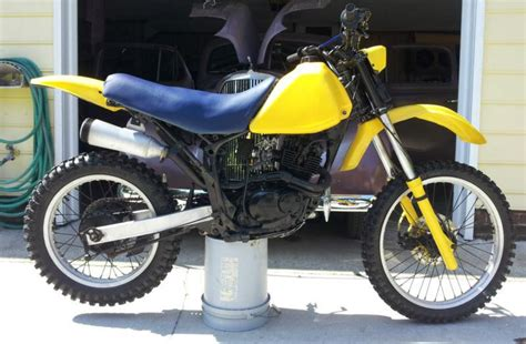 Suzuki Dr 200 For Sale by Clean 1987 Suzuki Dr200 For Sale On 2040 Motos