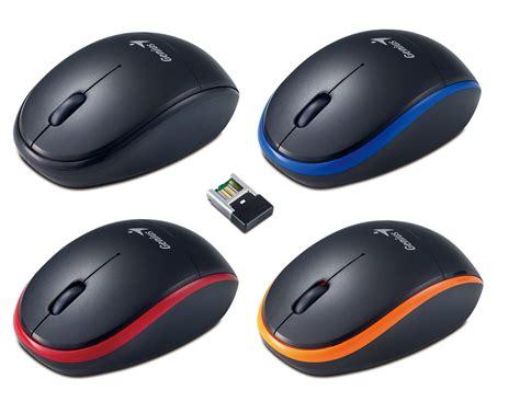 mouse inalambrico genius traveler 9000 wireless blue
