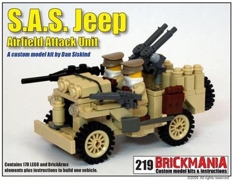 brickmania jeep bricker конструктор brickmania 219 s a s jeep