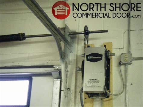 liftmaster mj  commercial garage door opener