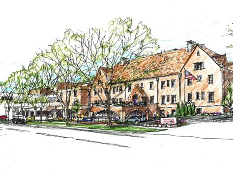 Henry Ford Cottage Hospital by American House Senior Living To Locate In Cottage Hospital