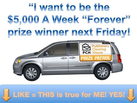 Pch Dream Life Prize Winner - 46 best pch prize patrol can images on pinterest publisher clearing house dream