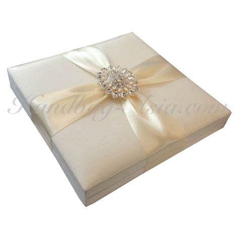 silk wedding invitations india silk wedding invitation box luxury brooch handbag asia luxury invitations