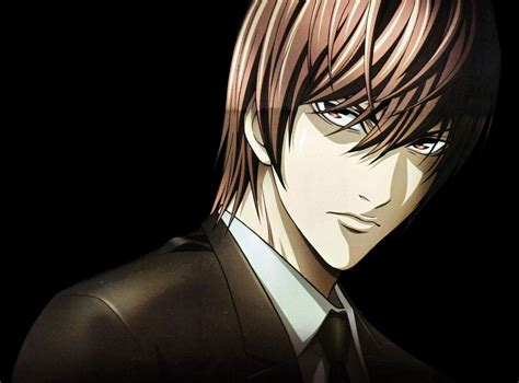Yagami Light by Light Yagami Light Yagami Wallpaper 37352489 Fanpop