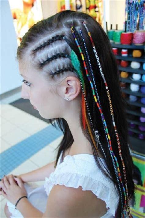 diy hippie hairstyles hair wraps hair braids hippie hair wraps hair beads