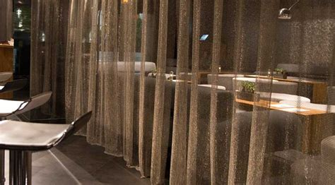 chain mail curtain custom chain mail curtains screens in london
