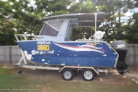 boat sales yeppoon qld jaycat 550 commercial vessel boats online for sale