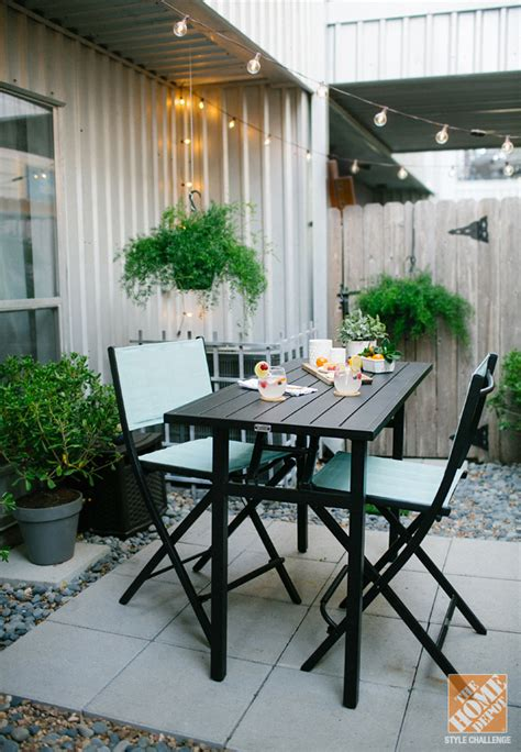 backyard decorating ideas urban backyard decorating ideas the home depot