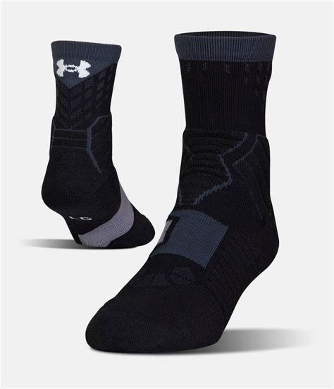 under armoir socks men s ua basketball drive mid socks under armour us