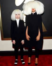 Sia Performs Chandelier 187 Grammys 2015 Sia Performs Chandelier