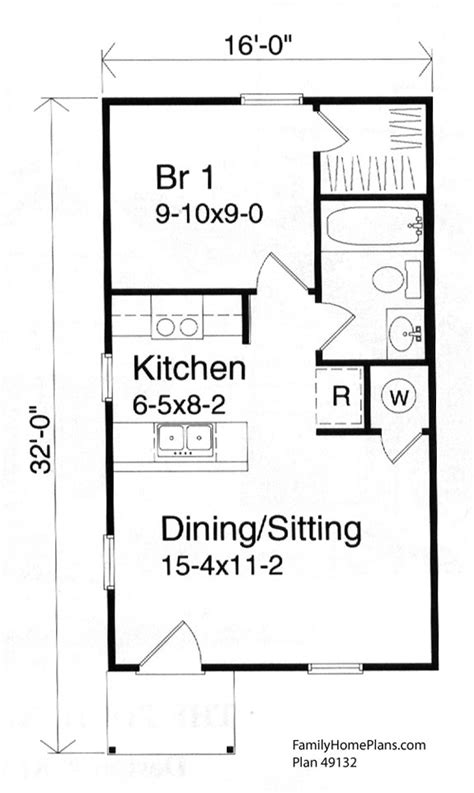 Farmhouse With Wrap Around Porch Plans by Tiny House Design Tiny House Floor Plans Tiny Home Plans
