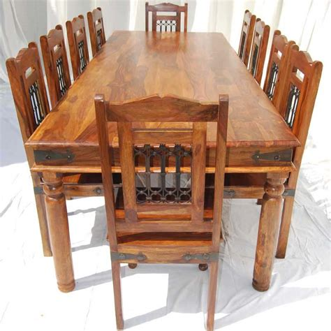 large rustic dining room tables rustic dining room table set marceladick com