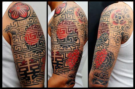 tattoo convention korea first korean tribal 1 2 sleeve yelp