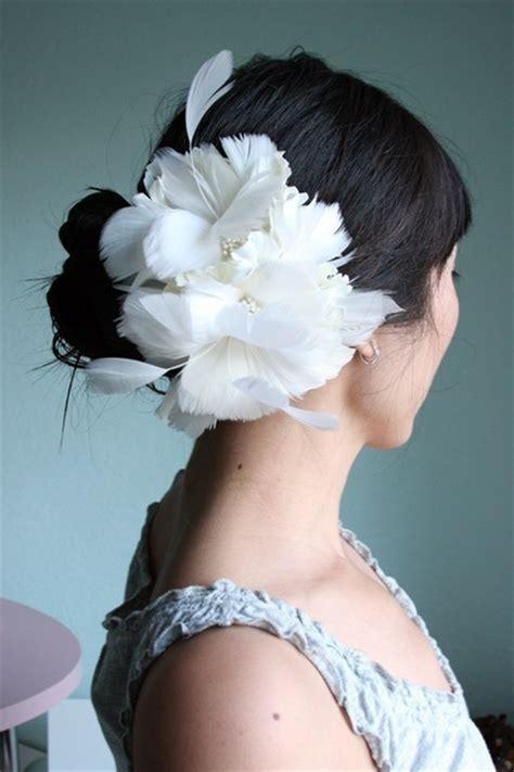 Diy Vintage Wedding Hair Accessories by The Canopy Artsy Weddings Weddings
