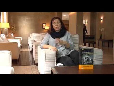 media vida premio nadal 8423351831 care santos presenta su novela quot media vida quot premio nadal 2017 youtube