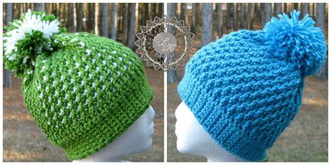 pattern crochet new it s a new crochet hat pattern free maybe elk
