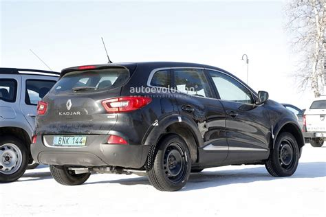 renault suv mystery renault suv test mute is widened kadjar with