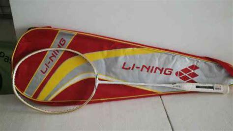 Raket Victor Arrowhead 2155 jual perlengkapan olahraga bulutangkis badminton aksesoris baju celana grip karpet lapangan