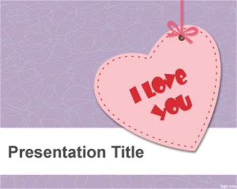 love u themes free download free love power point template