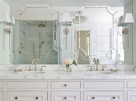 master bathroom mirror ideas best 25 brushed nickel bathroom mirror ideas on pinterest