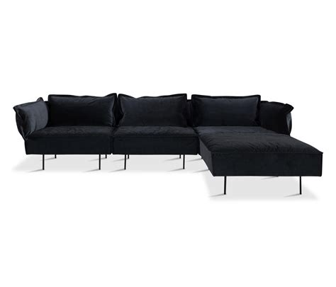 3 Seat Sofa With Chaise Dark Grey Sofas From Handv 196 Rk Grey Sofa With Chaise