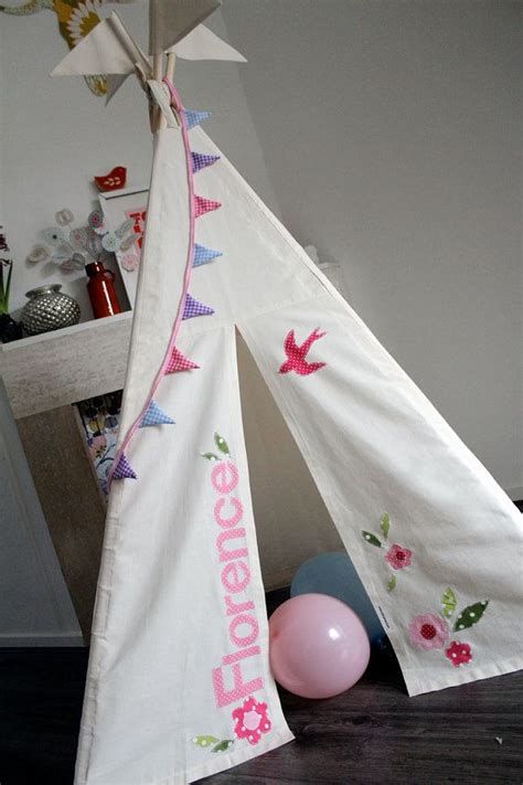 Minnie Reg Size Teepee Teepee Regular Size Florence Floral Pink Design 290