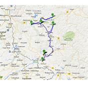 To View The Route Of This Tour On A Map Please Click Here