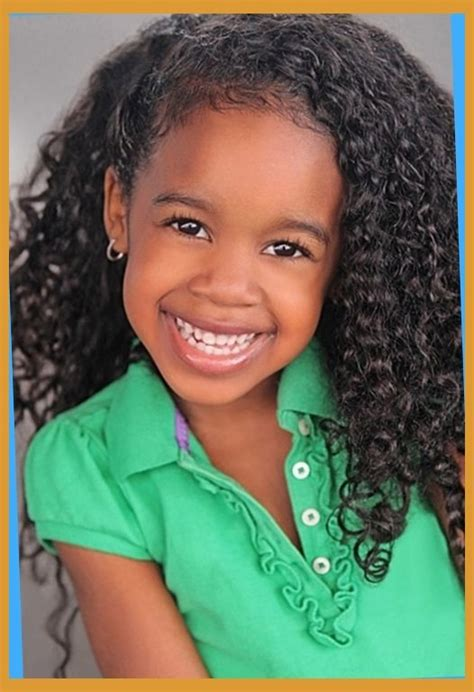 8 year old black hair dues capture the little girl hairstyles african american within