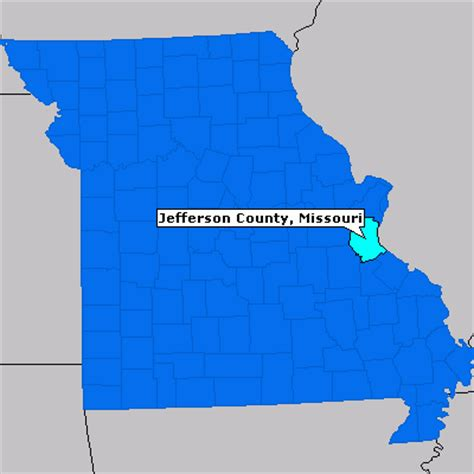 Missouri Records Jefferson County Missouri County Information Epodunk