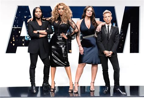 Banks Promo Picture For Americas Next Top Model Cycle 9 by Banks Changes The Definition Of In America