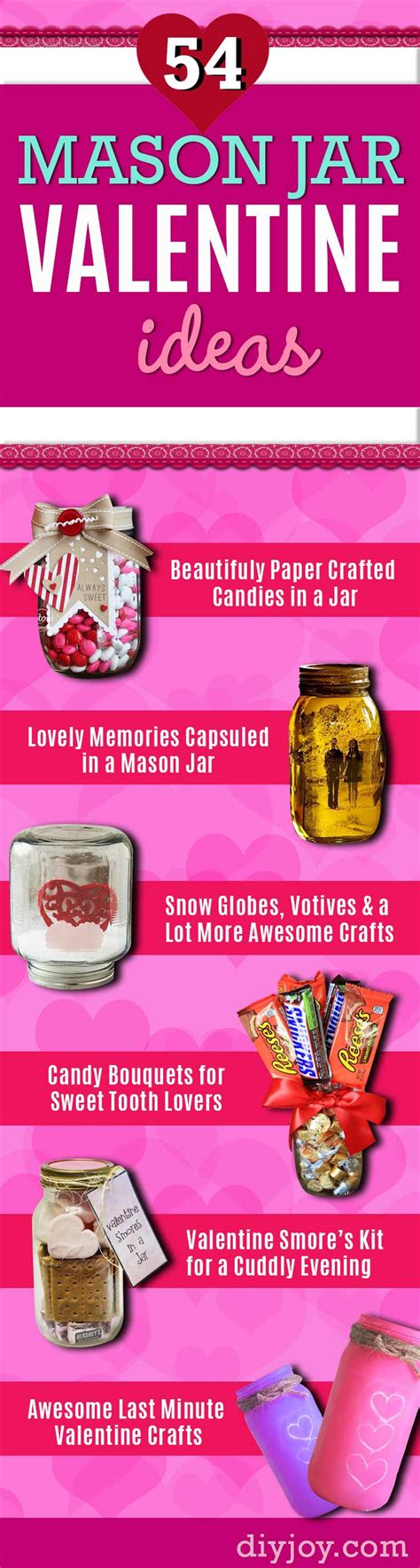 54 jar gifts and crafts diy