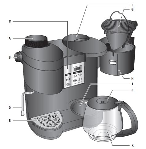 Coffee Maker Krups Harga easy coffee maker 565 all new krups coffee maker manual