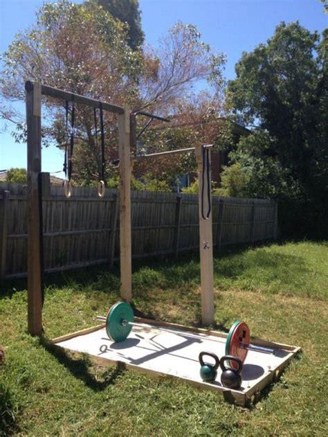 backyard gym    close  complete