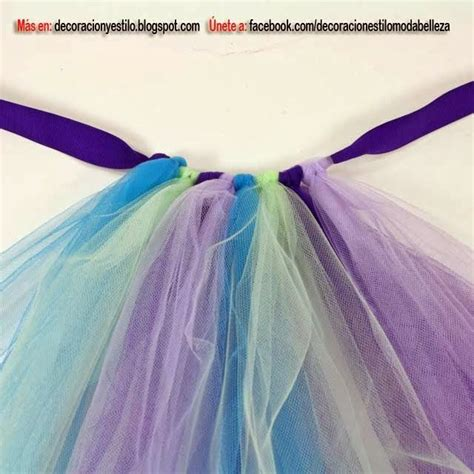 como hacer falda de ballet como hacer tutu de ni 209 a falda sin coser costura