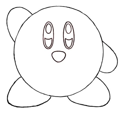 Kirby Coloring Games Coloring Pages Kirby Coloring Pages