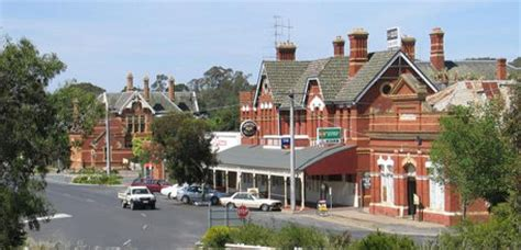 When Was The First House Built by Euroa Information Travel Victoria Accommodation