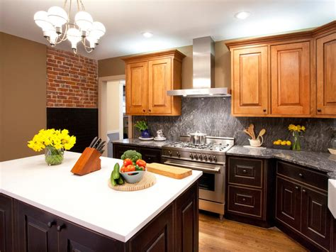 kitchen cabinets with granite countertops granite kitchen countertops pictures ideas from hgtv hgtv
