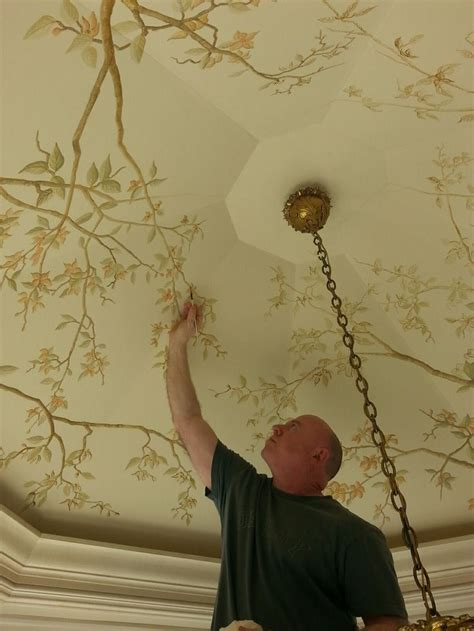 Ceiling Der by Best 25 Ceiling Murals Ideas On Starry