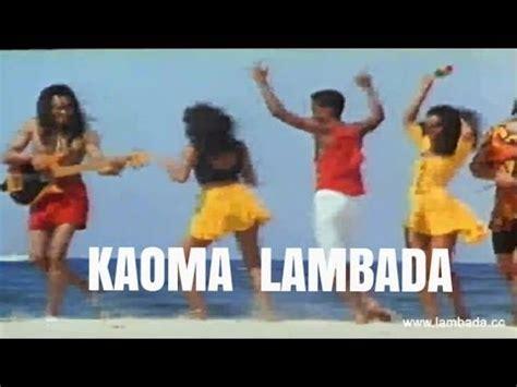 dancing lambada kaoma lambada official video 1989 hd youtube