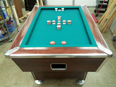 tips in buying a bumper pool table tcg