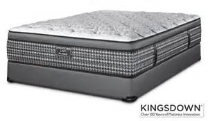 bed and mattress sets kingsdown mattress boxspring set s