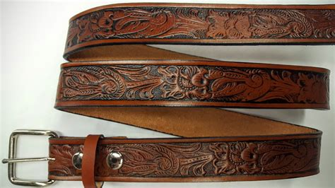 Handmade Belts Usa - leather belts usa lbu all 100 genuine solid leather
