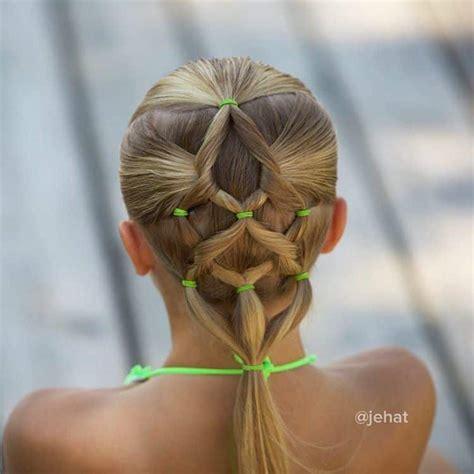20 Swimming Hairstyles Glam