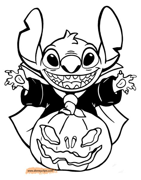halloween coloring pages disney disney halloween coloring pages 5 disneyclips com