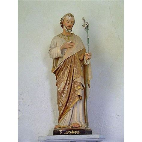 Bury St Joseph In Backyard by Joseph Home Seller Statue
