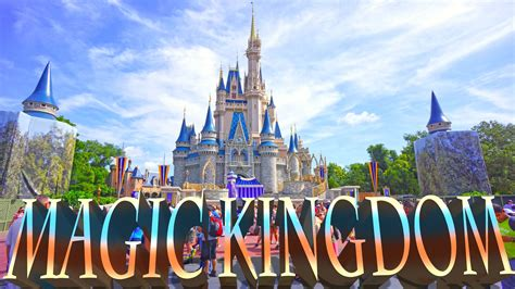 themes kingdom themetick get to know about dream come true theme park of orlando
