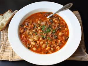 minestrone soup recipe italian vegetable and pasta soup