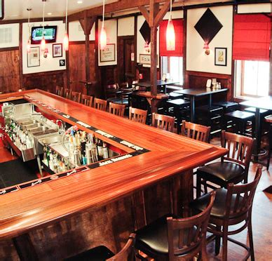 how to build a commercial bar top commercial bar tops of wood for a restaurant cafe or pub by grothouse
